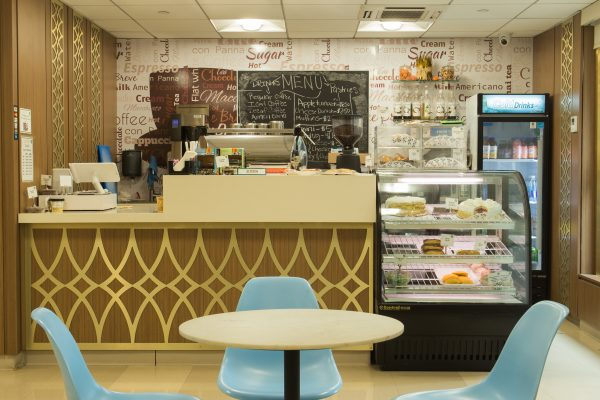 Coffee Shop -Upper East Side Rehabilitation and Nursing Center